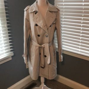 Vintage Coach Trench